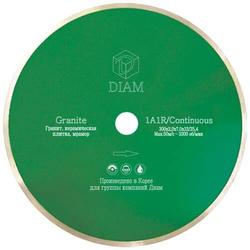 DIAM Granite 000243 алмазный круг для гранита 250мм Diam По граниту Алмазные диски