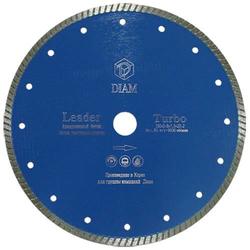 DIAM Turbo Leader 000068 алмазный круг для бетона 230мм Diam По бетону Алмазные диски
