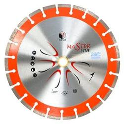 DIAM Универсал Master Line 000493 1A1RSS алмазный круг для бетона 500мм Diam По бетону Алмазные диски