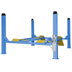 5,0т. Temp TFA5000-3D Четырехстоечный подъемник Темп Четырёхстоечные Подъемники
