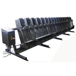 Пресс вертикальный ПВ 009-6000 Бакаут Сращивание по длине Столярные станки