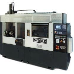 Токарный обрабатывающий центр Spinner SB/С Spinner Наклонная станина Станки с ЧПУ